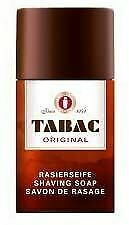 Tabac Original Shaving Soap Stick - Dermatologically Confirmed - 100g