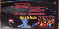Star Trek The Next Generation - Game of the Galaxies / Vintage / Complete