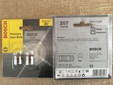 LAMPADINA PER AUTO BOSCH PURE LIGHT Twin Pack 207 12v 5w