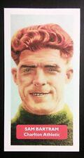 CHARLTON ATHLETIC - SAM BARTRAM - Score UK football trade card - 1 of 8