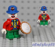 LEGO Series 5 - Small Clown Minifig Minifigure 8805 Circus Pie Birthday CMF