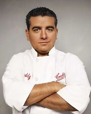 Buddy Valastro / Cake Boss 8 x 10 GLOSSY Photo Picture IMAGE #2