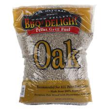 BBQR's Delight Oak Flavor BBQ Wood Pellets Grill Fuel 20 Lb Bag All Natural