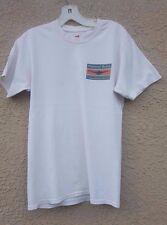 Grand Canyon Phantom Ranch Cotton Short Sleeve Shirt size Small Rafting Art