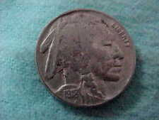 1918 Buffalo Nickel nice original VF