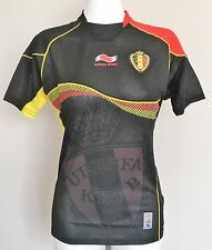 BELGIUM 2014 S/S AWAY SHIRT BY BURRDA SIZE BOYS 10 YEARS BRAND NEW WITH TAGS
