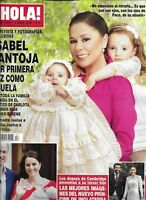 Hola  Magazine Isabel Pantoja Kate Middleton And Prince Louis Reese Witherspoon