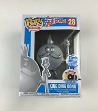 Funko Pop! Ad Icons Hostess Ding Dongs #28 King Ding Dong (Platinum)