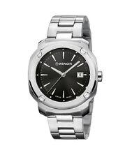 Wenger Edge Index Watch - Men's Stainless Bracelet - Analog - 01.1141.109 - NIB