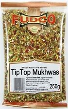 FUDCO MUKHWAS TIPTOP- Mixed Flavored Seeds- 250g Bag