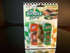 Bobby Labonte #18 Tony Stewart #20 Chef Boyardee Racing 2000 Pontiac GP Promo