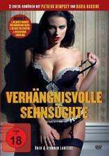 Verhängnisvolle Sehnsüchte - 3 Erotikfilme auf DVD Neu/OVP