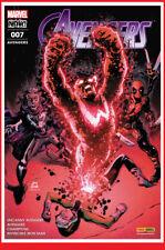 AVENGERS 7 07 Janv 2018 Panini Marvel Iron Man Stegman # NEUF #