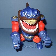 "VINTAGE 1995 MATTEL Street Sharks MEGA EROI SUPER slammu 6 ""Action Figure Rare"