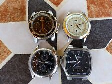 Lot of 4 watches one Sector and 3 Citizen