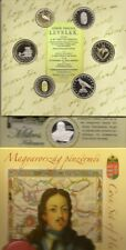 Ungarn  2011   KMS - alle Kursmünzen +  Silbermedaile in Luxuserhaltung  - PP