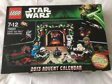 LEGO STAR WARS 75023. 2013 ADVENT CALENDAR. NEW. SEALED. PRIVATE COLLECTION