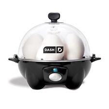 NIB DASH Electric Egg Cooker, Hard, Poached, Soft, Fried, Deviled  FREE SHIP