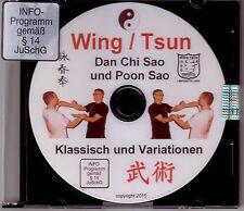 Wing Chun Tsun Dan Chi Sao und Poon Sao Rollende Arme DVD