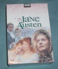 Jane Austen: The Complete Collection (DVD, 2004, 6-Disc Set)