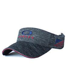 Oaklay BG EMB VISOR Mens Golf Baseball Hat Ball Run Cap Sun Adjustable OSFM