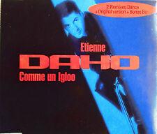 "ETIENNE DAHO - MAXI CD ""COMME UN IGLOO"""