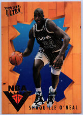 1993-1994 Fleer Ultra Shaquille O'neal All Rookie Team. Subset #5/5. N/M-Mint!