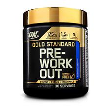 OPTIMUM NUTRITION GOLD STANDARD PRE-WORKOUT 30 SERVE // ENERGY // NITRIC PUMP