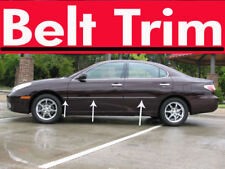 Lexus ES300 ES330 ES350 CHROME SIDE BELT TRIM DOOR MOLDING 2002-2006 2007-2012