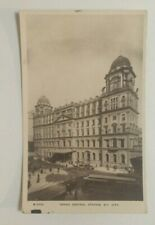 POSTCARD,GRAND CENTRAL STATION,NEW YORK CITY,, REAL PHOTOGRAPH