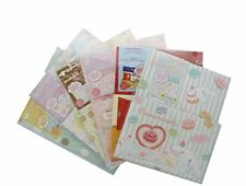 Sanrio Character Letter 2-pc Set (Hello Kitty-Cinnanmoroll-Gudetama-Little Twin