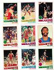 1977-78 Topps Basketball Cards 90
