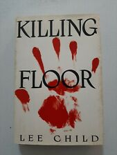 Killing Floor Lee Child 1st Edition 1st Print HC - VG