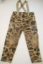 Vintage COLUMBIA hunting GORE-TEX camouflage pants LARGE 42x31