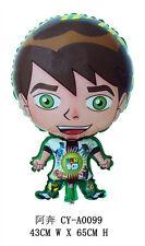 Cute Cartoon Ben10 Hydrogen Ballon 64 cm Super Quick Post For kid Birthday Party