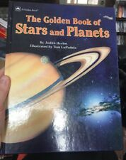 The Golden Book of Stars and Planets by Judith Herbst (1988, Hardcover)