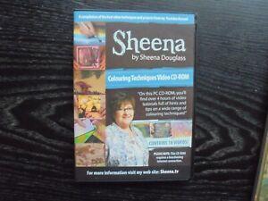 Sheena : Colouring Techniques Video CD Rom