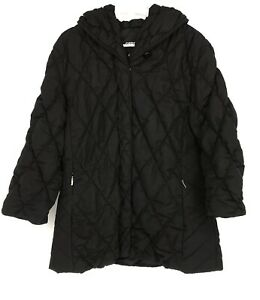Gerry Weber jacket quilted size us 12 Black