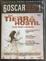 PELICULA DVD - EN TIERRA HOSTIL