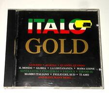 Italo Gold - CD - Francesco Napoli - I Santo California - Bino - Giovanna