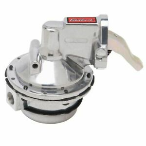 Edelbrock 1712 Victor Series Hi-Flow Fuel Pump, For Chevrolet Big Block