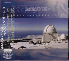 NEWMAN Under Southern Skies + 2 JAPAN CD 2011 8th Steve British Melodic AOR