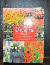 ULTIMATE GARDENING BOOK by McGlynn, Carole HARDBACK