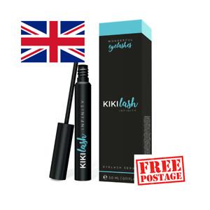 KIKILASH Eyelash Serum 3ml | Enhancing Serum For Longer Thicker Natural | 2in1 &