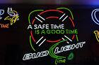 BUD LIGHT Lime VERY RARE Beer Neon Sign ORIGINAL