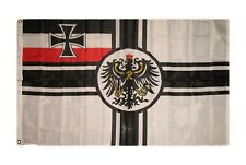 2x3 German Deutsch Reich Imperial Germany Ww1 Historical Naval Flag 2'x3' Banner