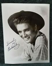 """ELVIS PRESLEY Signed Inscribed Autographed 8"""" X 10"""" Photo"""