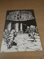 WARHAMMER 1989 DUNGEONBOWL ELVES V DWARFS RULE BOOKLET RULES