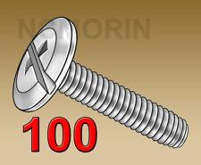 Qty. 100 Stainless Steel Hurricane Sidewalk Bolts 1/4 - 20 x 1-1/2 inch