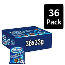 36 x 33g Milky Way Magic Stars Chocolate Bag No Artificial Colours